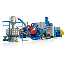 High Filler Modified Compound Making Line