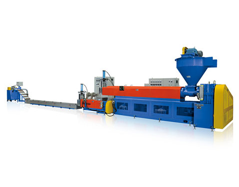 PP/PE Waste Plastic Recycling Making Machine